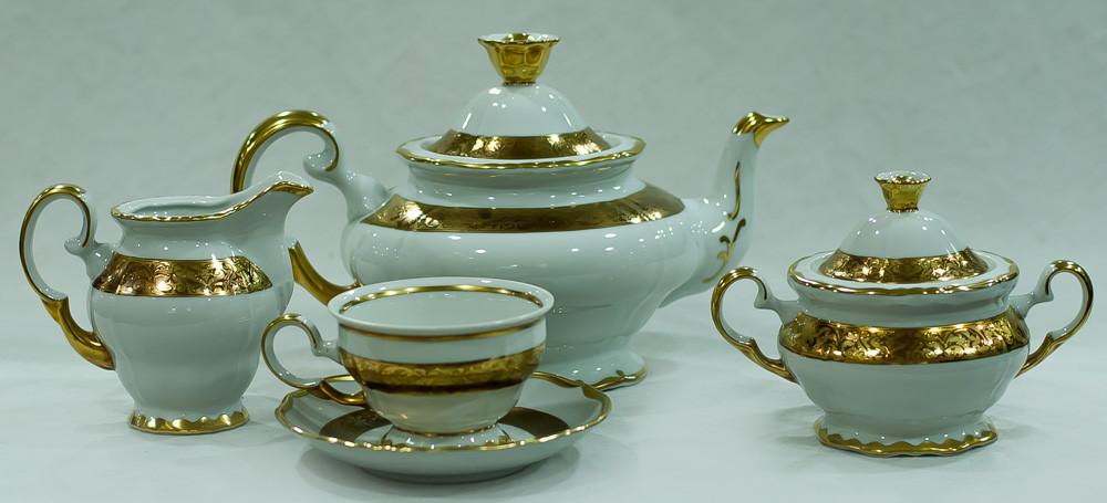 Сервиз чайный 6 персон 15 предметов AG857