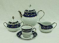 Сервиз чайный 6 персон 15 предметов 7630000 constance