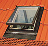 Кровельный Люк (люк на крышу) OptiLight 46 х 75 стекло