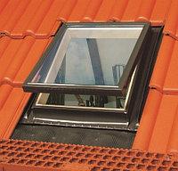 Кровельный Люк (люк на крышу) OptiLight 46 х 75 стекло, фото 1