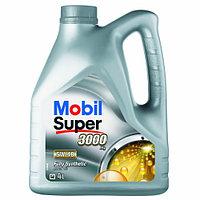 Моторное масло MOBIL Super 3000 5W-40 208L на разлив с бесплатной заменой, фото 1
