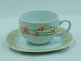 Набор чайных пар 6 персон 12 предметов 29964 LEON