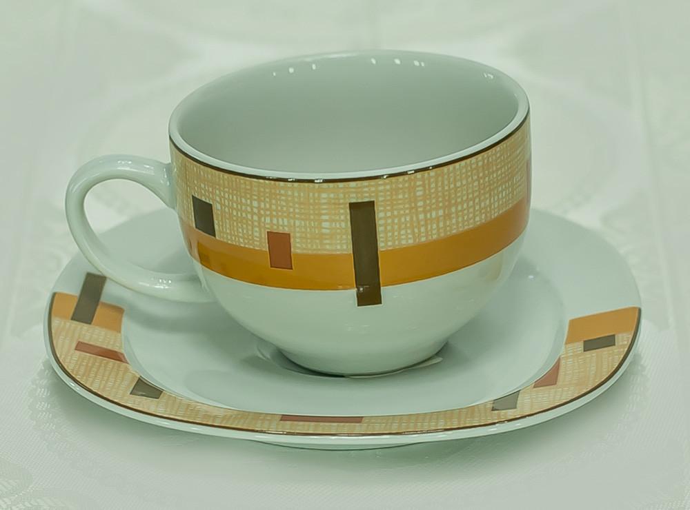 Набор чайных пар 6 персон 12 предметов 29803 leon