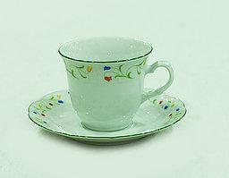 Набор чайных пар 6 персон 12 предметов 73510 NATALIE
