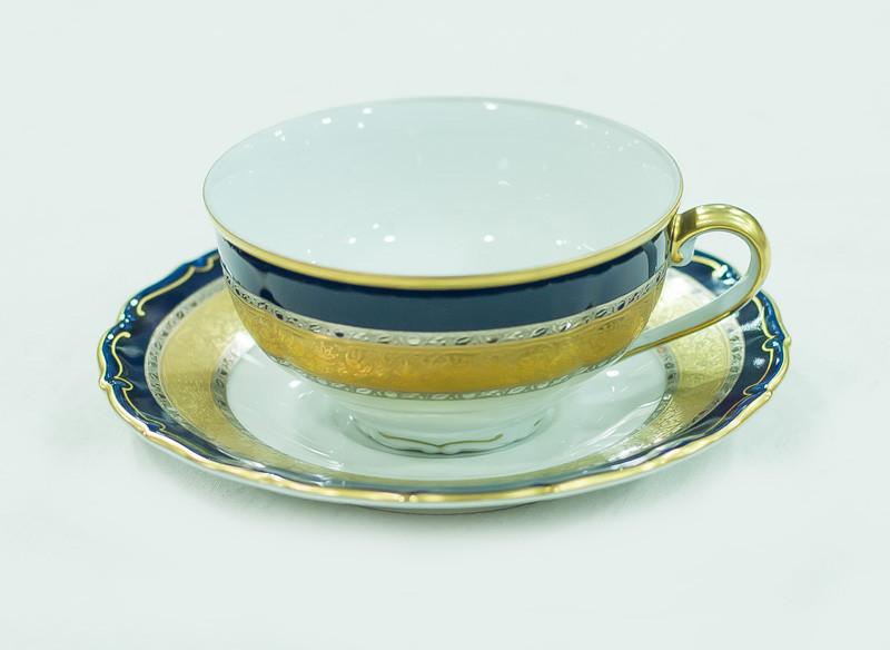 Набор чайных пар 6 персон 12 предметов 286 simona