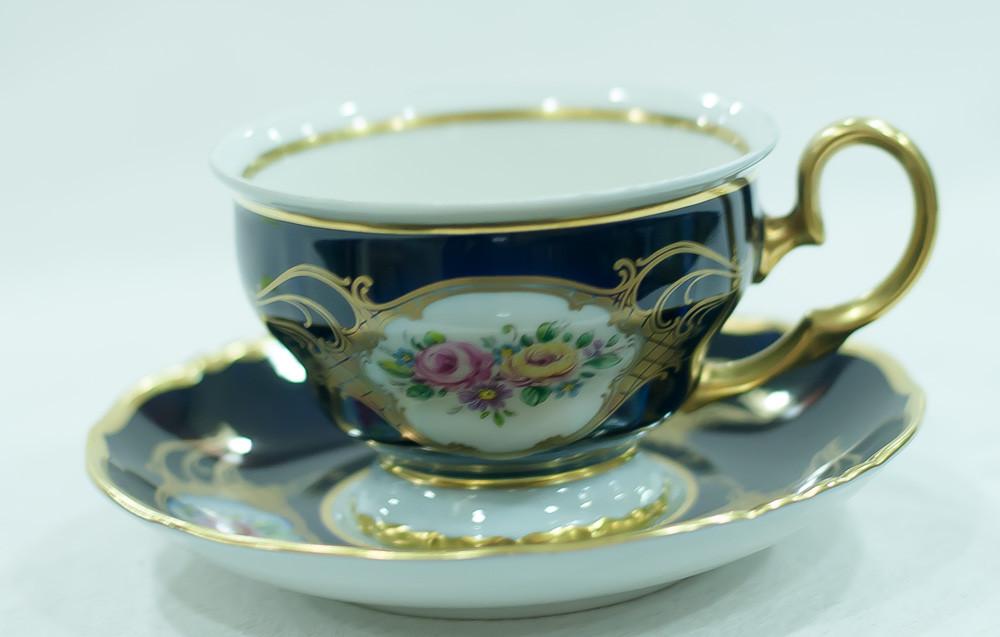 Набор чайных пар 6 персон 12 предметов AG855