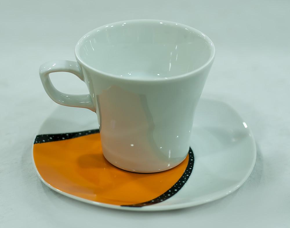 Набор чайных пар 6 персон 12 предметов GM032