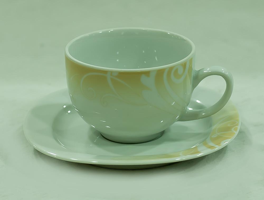 Набор чайных пар 6 персон 12 предметов 30105 LEON