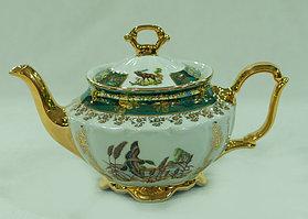 Чайник заварочный Охота зеленая