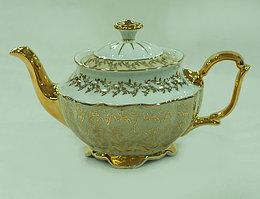 Чайник заварочный Лист бежевый