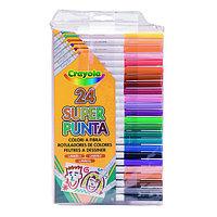 """Crayola Фломастеры """"Яркие цвета"""" 24 шт"""