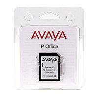 Avaya IPO IP500 V2 SYS SD CARD AL