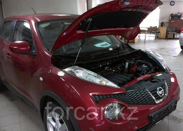 Упоры (амортизаторы) капота для Nissan Juke, фото 2