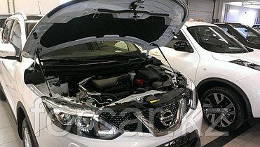 Упоры (амортизаторы) капота для Nissan Qashqai 2014-н.в., фото 3