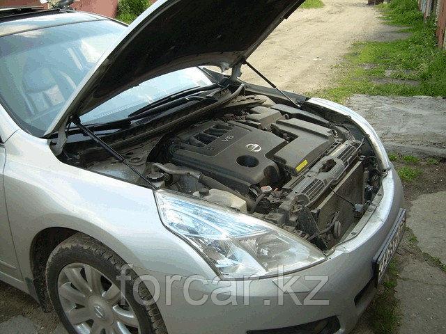 Упоры (амортизаторы) капота для Nissan Teana (j32), 3,5, 2008 - 2014