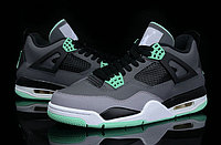 "Кроссовки Air Jordan 4(IV) Retro ""Green Glow"" (36-46), фото 2"