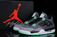 "Кроссовки Air Jordan 4(IV) Retro ""Green Glow"" (36-46), фото 10"