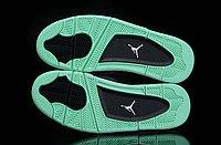 """Кроссовки Air Jordan 4(IV) Retro """"Green Glow"""" (36-46), фото 8"""