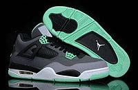 """Кроссовки Air Jordan 4(IV) Retro """"Green Glow"""" (36-46)"""