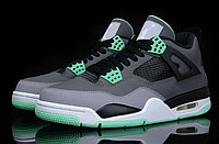 "Кроссовки Air Jordan 4(IV) Retro ""Green Glow"" (36-46), фото 3"