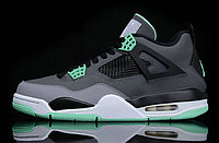 "Кроссовки Air Jordan 4(IV) Retro ""Green Glow"" (36-46), фото 5"