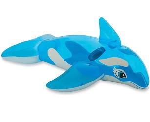 Надувная игрушка Intex Китенок, 1 место Возрост: От 3 лет, Винил, Цвет: Голубой