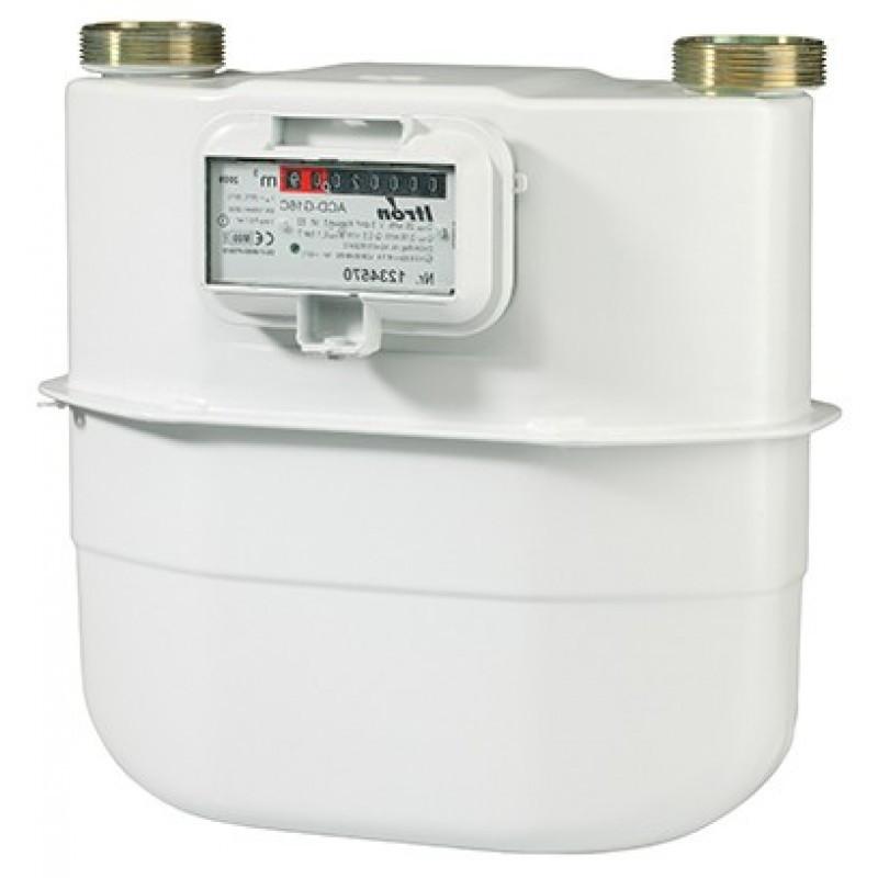 Диафрагменный счётчик газа G 10