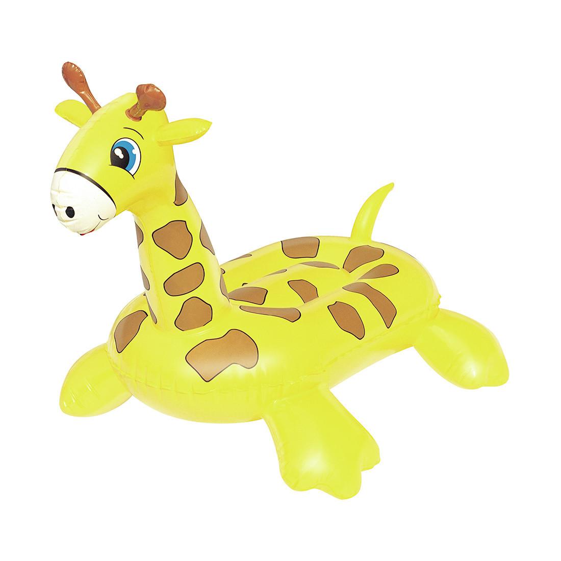 Надувная игрушка Bestway Жираф, 1 место Возрост: От 3 лет, Винил, Цвет: Жёлтый
