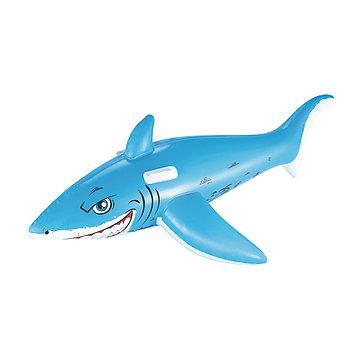 Надувная игрушка Bestway Белая акула, 1 место,, Винил, Цвет: Бело-голубой
