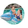 Надувная игрушка Bestway Белая акула, 1 место,, Винил, Цвет: Бело-голубой, фото 2