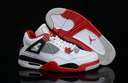 "Кроссовки Air Jordan 4(IV) Retro ""Fire Red"" (36-46)"