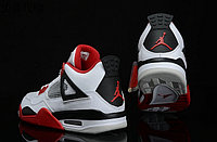 "Кроссовки Air Jordan 4(IV) Retro ""Fire Red"" (36-46), фото 9"