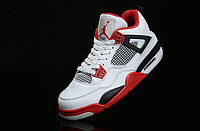 "Кроссовки Air Jordan 4(IV) Retro ""Fire Red"" (36-46), фото 7"