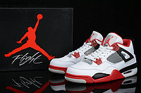 "Кроссовки Air Jordan 4(IV) Retro ""Fire Red"" (36-46), фото 10"
