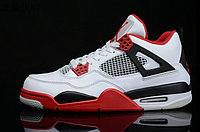 "Кроссовки Air Jordan 4(IV) Retro ""Fire Red"" (36-46), фото 5"