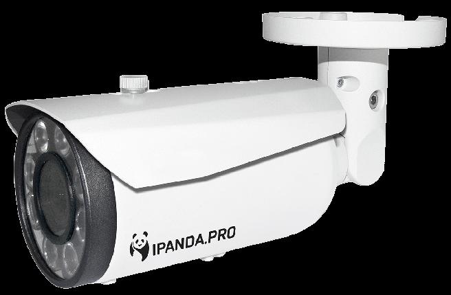 Уличная IP камера iPanda iCAM DarkMaster ZFB3TX 2 Мп (новая модель), фото 2