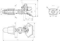 5336-2707212-СБ Крюк МАЗ буксирный с корпусом и втулкой Евро 5336-2707214-СБ