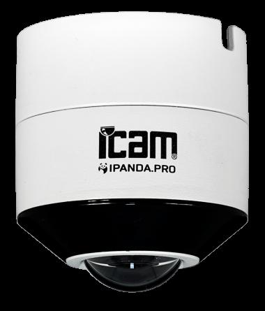 Панорамная уличная IP камера iPanda iCAM Hemispheric.1 5 Мп