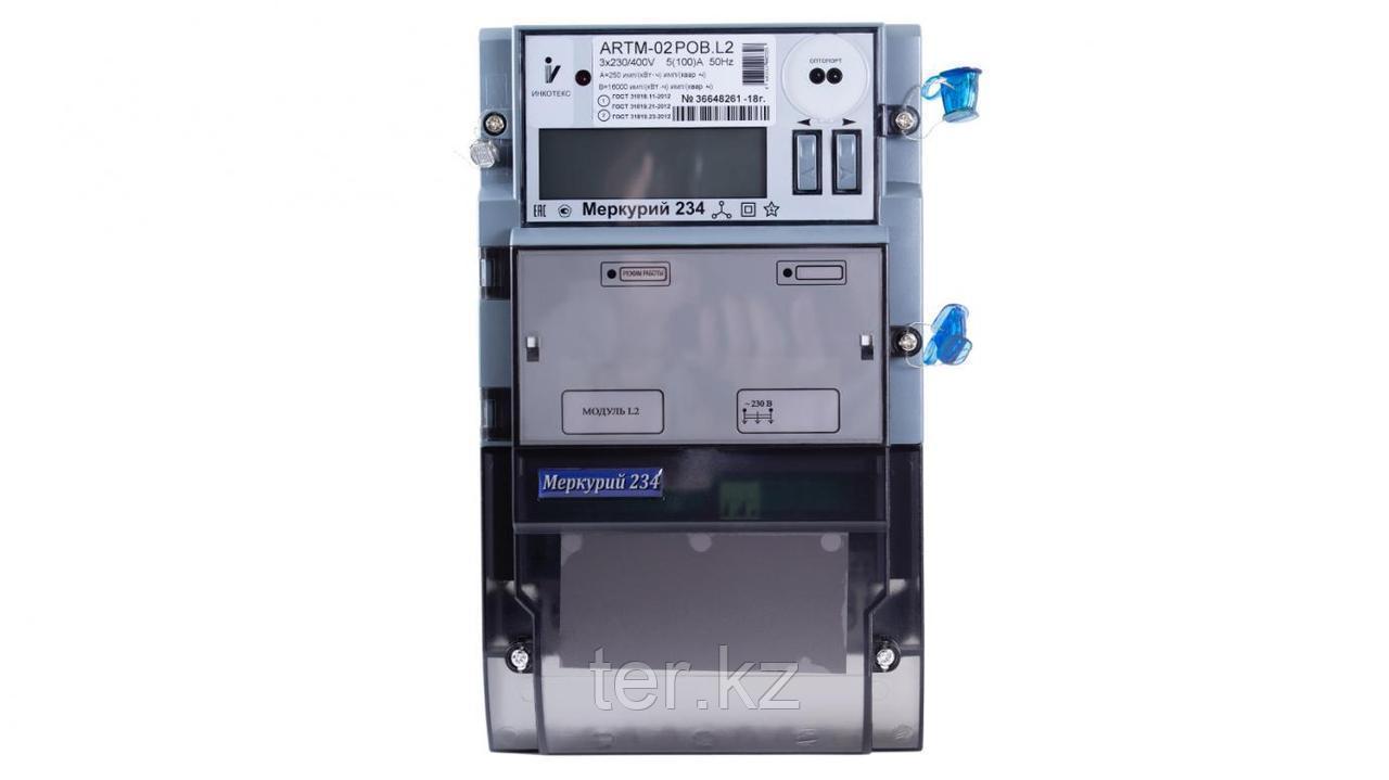 Счетчик электроэнергии Меркурий 234ARTM-02 PB.R