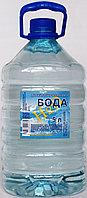 Т-вода. Вода дистиллированная 5л