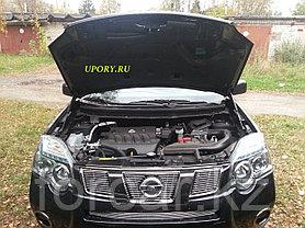 Упоры (амортизаторы) капота для Nissan X-Trail T-31, фото 3