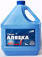 "Аляска-Т-Тосол- 5 кг Тосол ""Аляска"" (-40С) (5кг) /5067/"