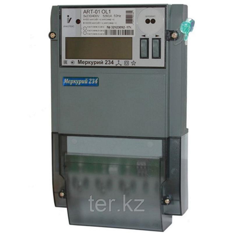 Счетчик электроэнергии Меркурий 234ART-01 P
