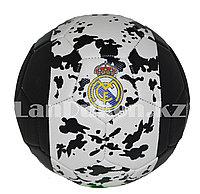 Футбольный мяч Real Madrid, бело-черный, фото 1