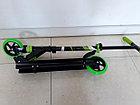 Складной двухколесный самокат Scooter для детей, фото 4