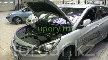 Упоры (амортизаторы) капота для Hyundai Solaris, фото 2