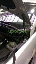 Упоры (амортизаторы) капота для Hyundai Solaris, фото 3