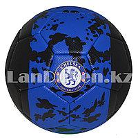 Футбольный мяч Chelsea, сине-черный, фото 1