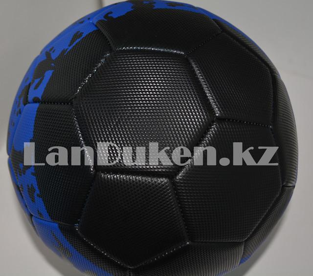 Футбольный мяч Chelsea, сине-черный