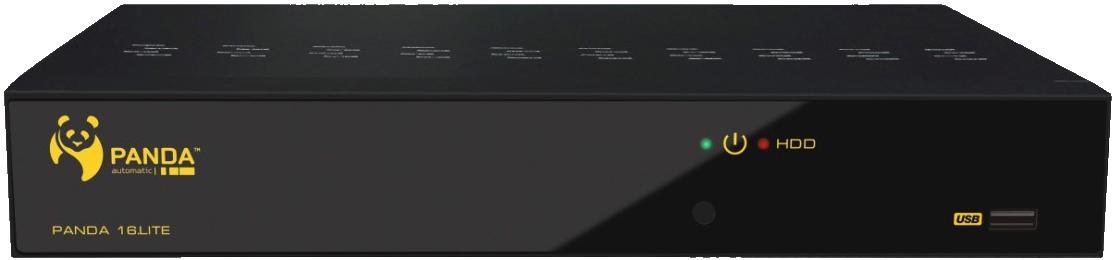 Гибридный видеорегистратор iPanda 16 Lite X